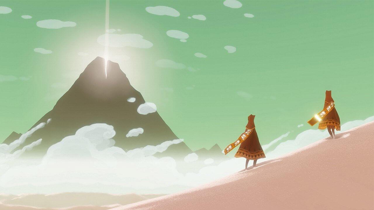 Foto de TGA 2018: Journey chegará aos PC's em 2019