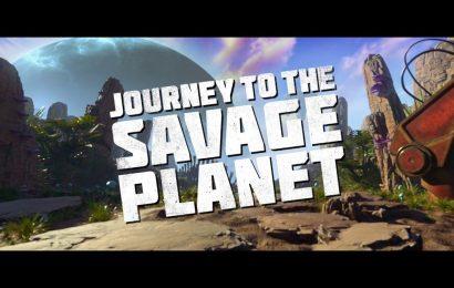 TGA 2018: 505 Games anunciou Journey to the Savage Planet para PS4, Xbox One e PC