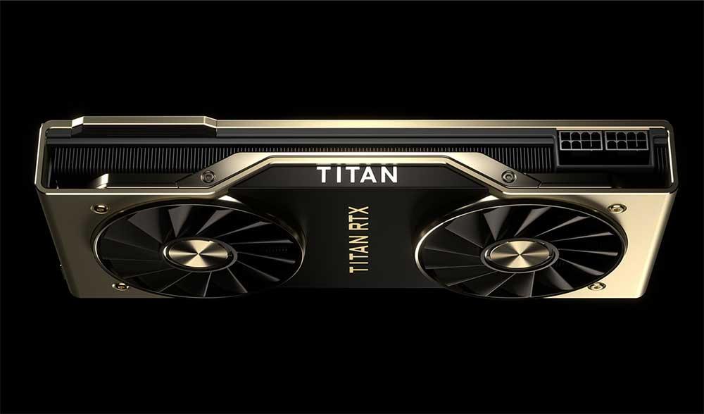 Titan RTX, a nova rainha das placas de vídeo