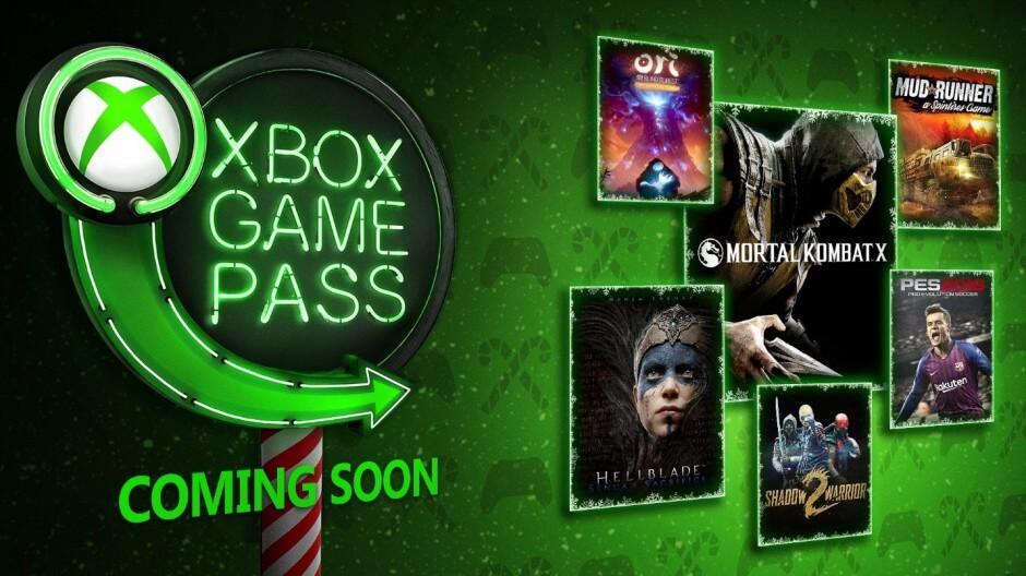 Foto de Mortal Kombat X, Hellblade: Senua's Sacrifice, PES 19 e mais novidades no Xbox Game Pass