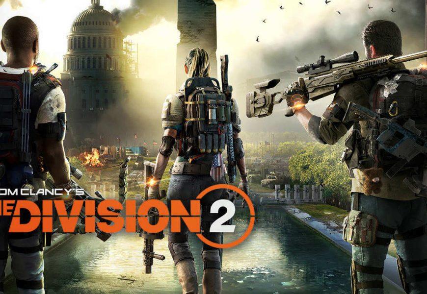 The Division 2 ganhará beta aberta antes do lançamento