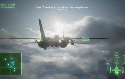 Ace Combat 7: Skies Unknown receberá DLC Operation Sighthound neste ano