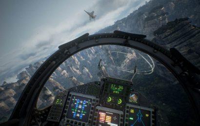 Demo de Ace Combat 7: Skies para Playstation VR é disponibilizada no Japão