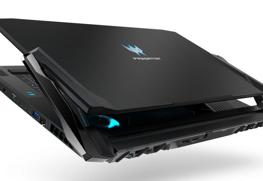 Predator Triton 4000, o novo notebook gamer conversível da Acer