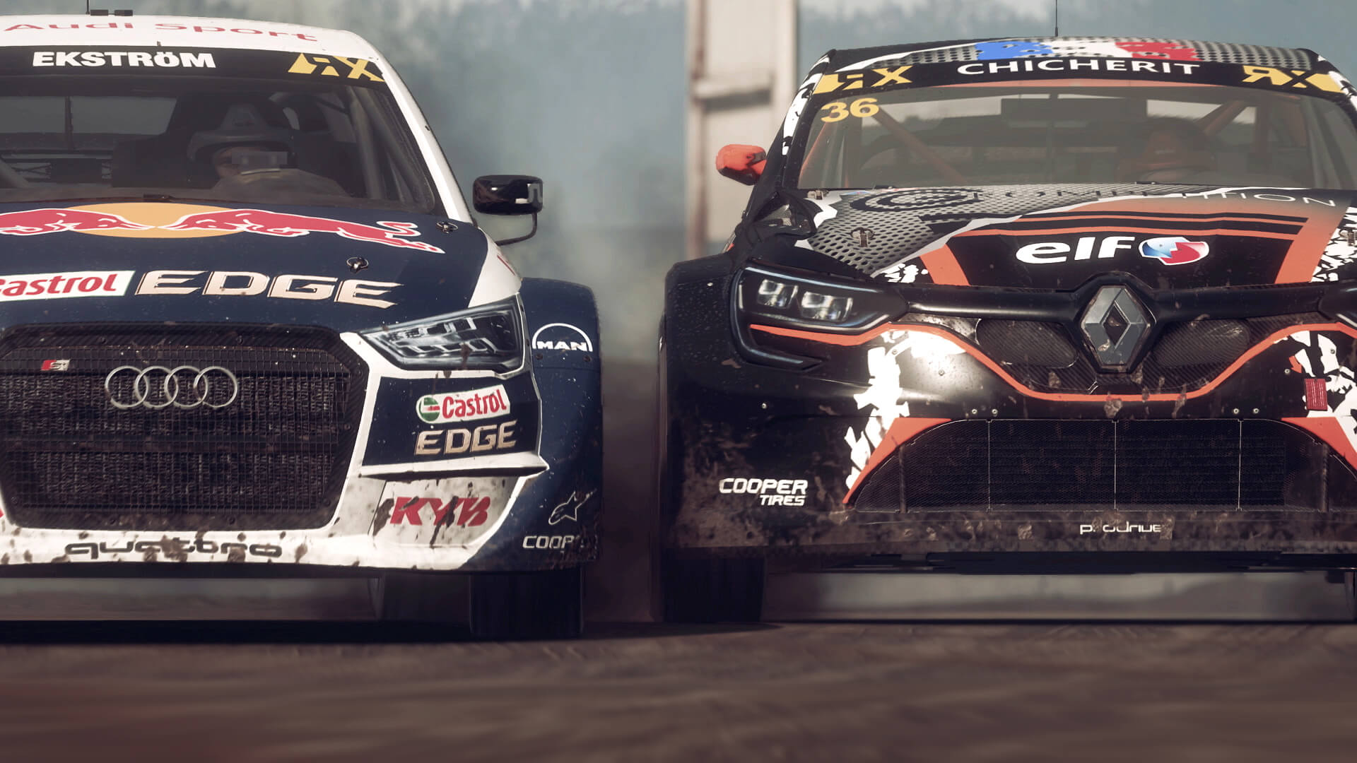 Foto de DiRT Rally 2.0 recebe novo trailer focado  nos eventos do Campeonato Mundial de Rallycross da FIA