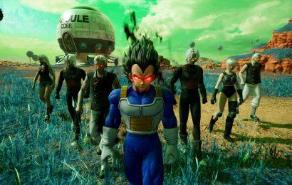 Jump Force recebe mais de 70 imagens em 4K mostrando personagens e cenários