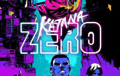 Devolver Digital anunciou Katana ZERO para PC e consoles