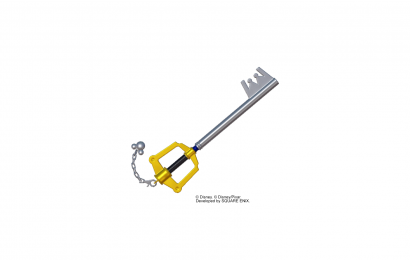 Confira o design das Keyblades de Kingdom Hearts 3