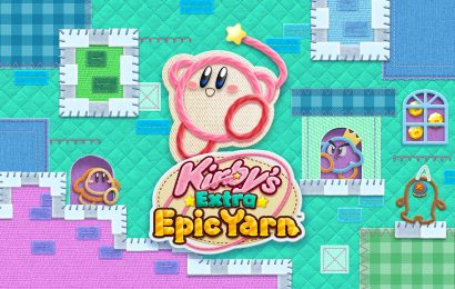 Kirby's Extra Epic Yarn será lançado para o 3DS em março