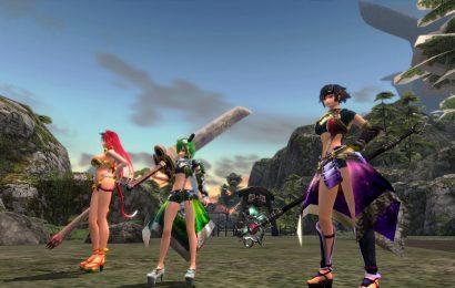 MMORPG japonês Onigiri ganha data de lançamento para Nintendo Switch e Steam e terá cross-play
