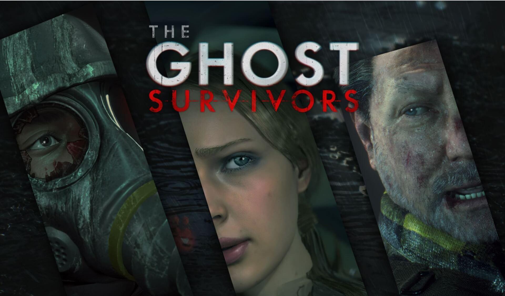 Foto de Capcom anunciou o DLC gratuito The Ghost Survivors para Resident Evil 2 ainda em Fevereiro