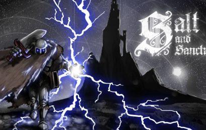 Salt and Sanctuary ganha data de lançamento para Xbox One