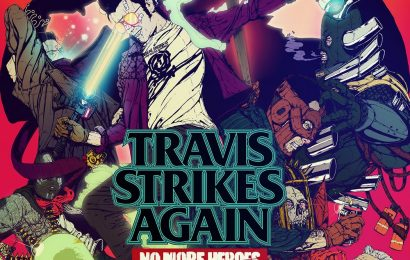 Travis Strikes Again No more Heroes: Switch ganha mais um game de peso!