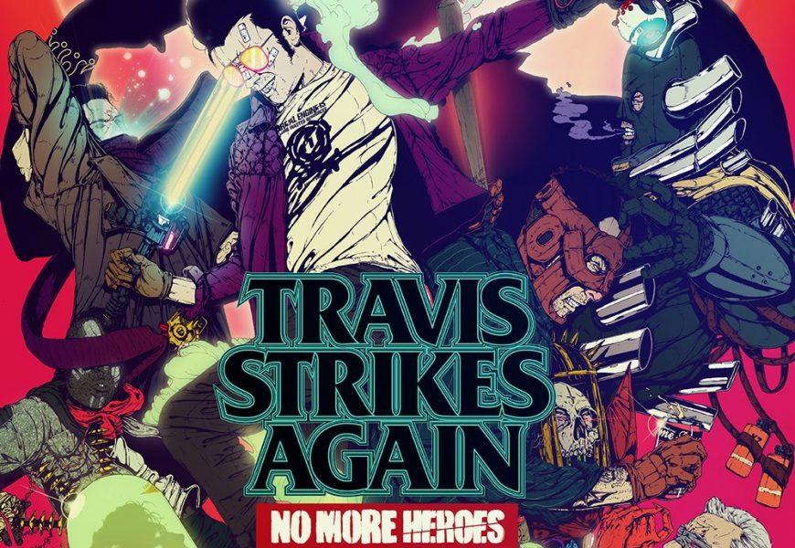 Travis Strikes Again No more Heroes: Switch ganha mais um game de peso!