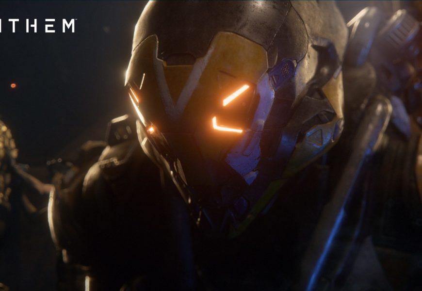 Anthem é o jogo mais mal avaliado da história da Bioware