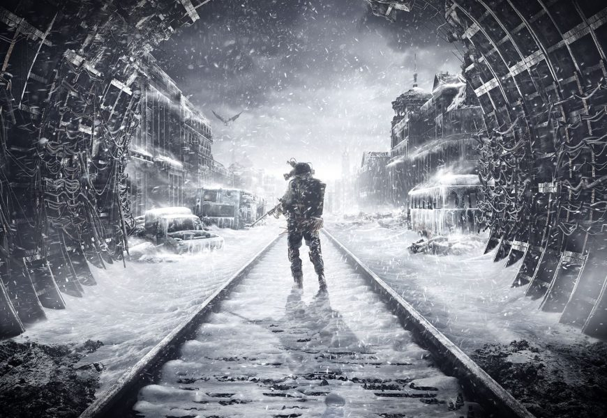 Metro Exodus: Confira trailer focado nas armas do jogo