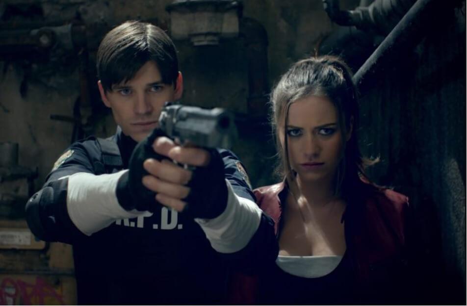 Foto de Resident Evil 2 Remake recebeu trailer Live Action homenageando George A. Romero