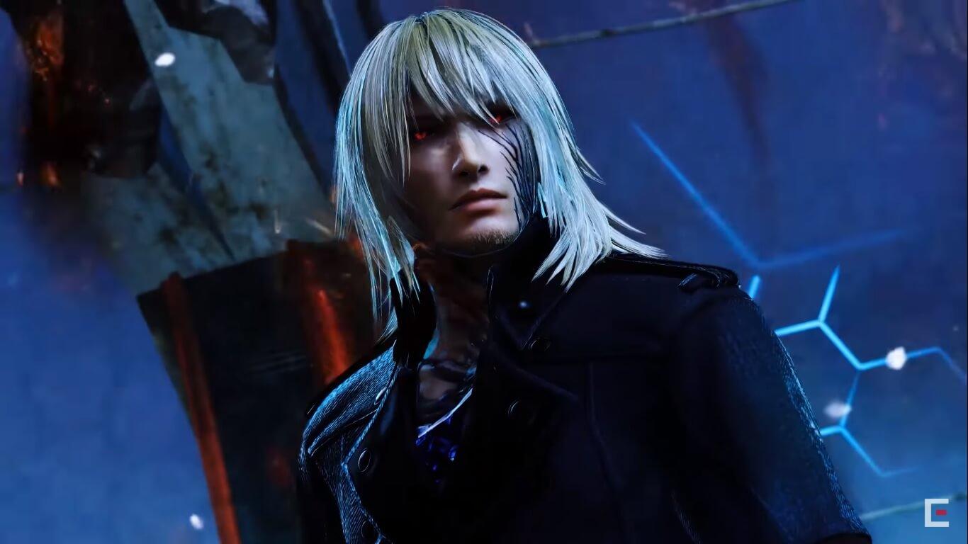 Foto de Snow Villiers é anunciado como DLC para Dissidia Final Fantasy NT