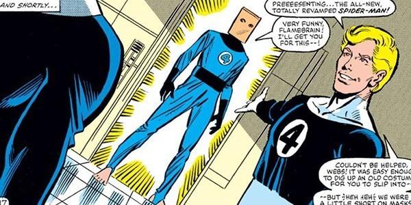 Foto de Conteúdo de Quarteto Fantástico chegará em Marvel's Spider-Man