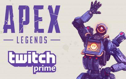 Quer um motivo para assinar Twitch Prime? Apex Legends!