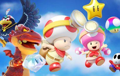 Anuncado DLC gratuito para Captain Toad: Treasure Tracker