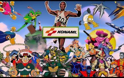 Rumor: 50th Anniversary Collection: Arcade Classics estaria chegando pelas mãos da Konami