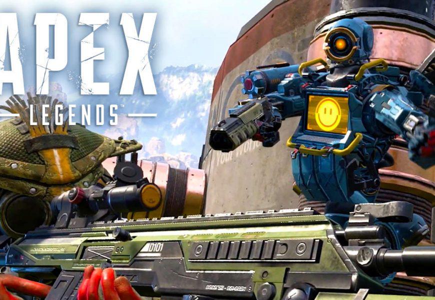 Apex Legends chegou a 50 milhões de jogadores