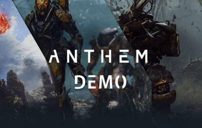 Preview: Beta de Anthem parece ser o prefácio de um fiasco