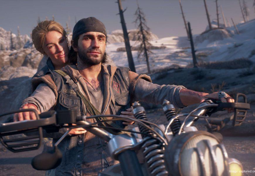 Days Gone recebeu diversas novas imagens do jogo