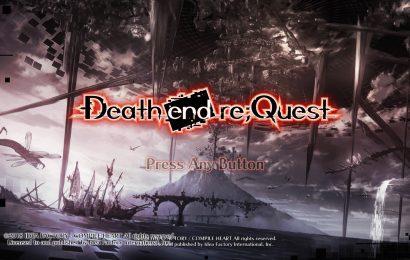 Análise: Death end Re;Quest ultrapassa dos limites do fanservice japonês