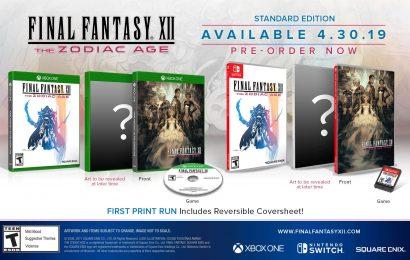 Final Fantasy X | X-2 HD Remaster e Final Fantasy XII: The Zodiac Age ganham novos trailers