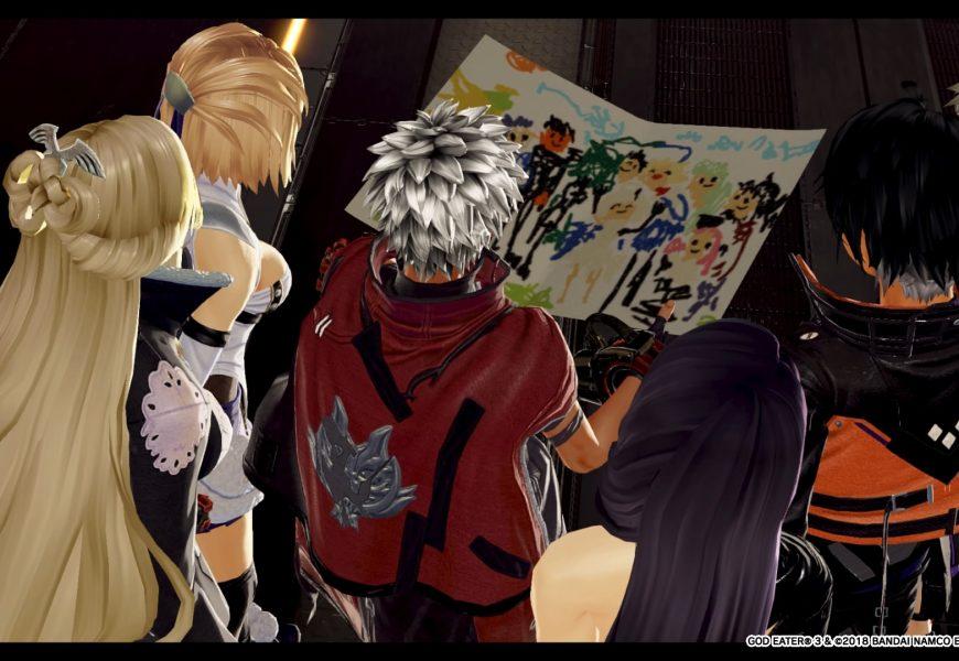 Análise: God Eater 3 eleva nível da caça à Aragamis