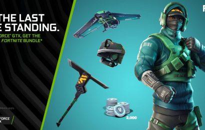 Nvidia anuncia retorno do bundle de Fortnite para GeForce GTX