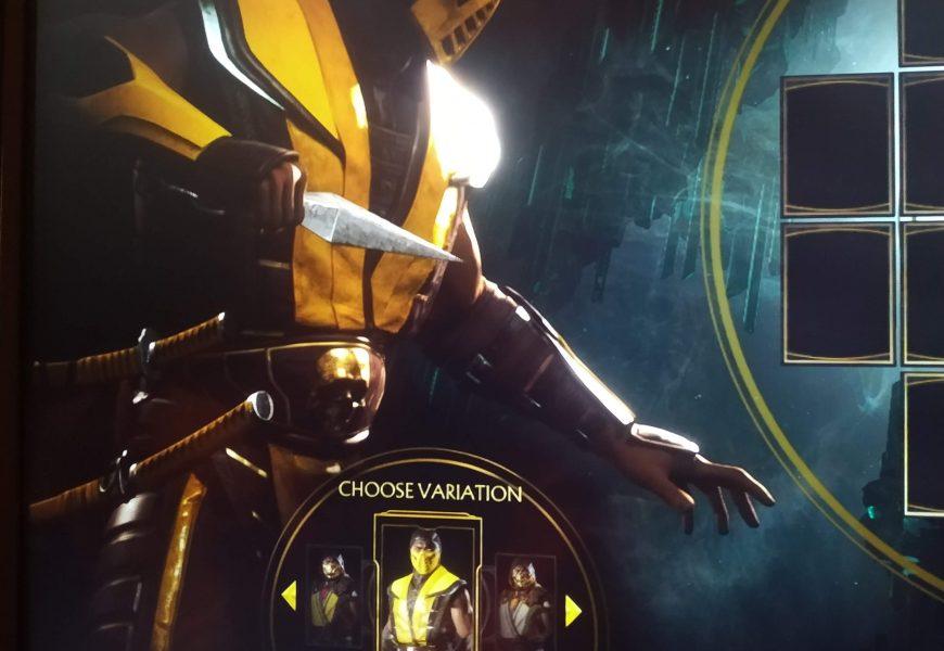 Confiram todas as variações dos personagens de Mortal Kombat 11 (até o momento)