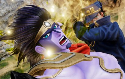 Jump Force tem novo trailer de gameplay com Jotaro Kujo e Dio
