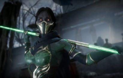 Jade é está de volta em MK11