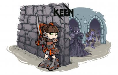 Games BR em 2019 #8: Keen