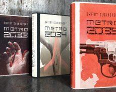 Metro, conheça os livros que deram origem ao jogo