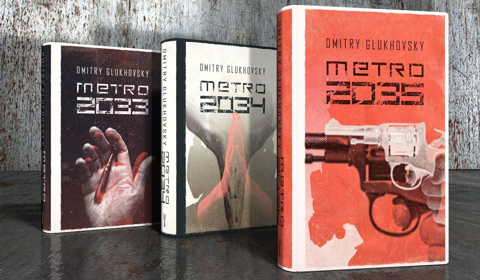 Foto de Metro, conheça os livros que deram origem ao jogo