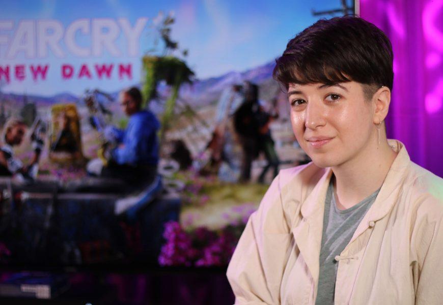 Entrevistamos Olivia Alexander, roteirista de Far Cry New Dawn