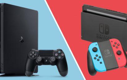 PS4 e Nintendo Switch continuam vendendo bem, confiram seus números