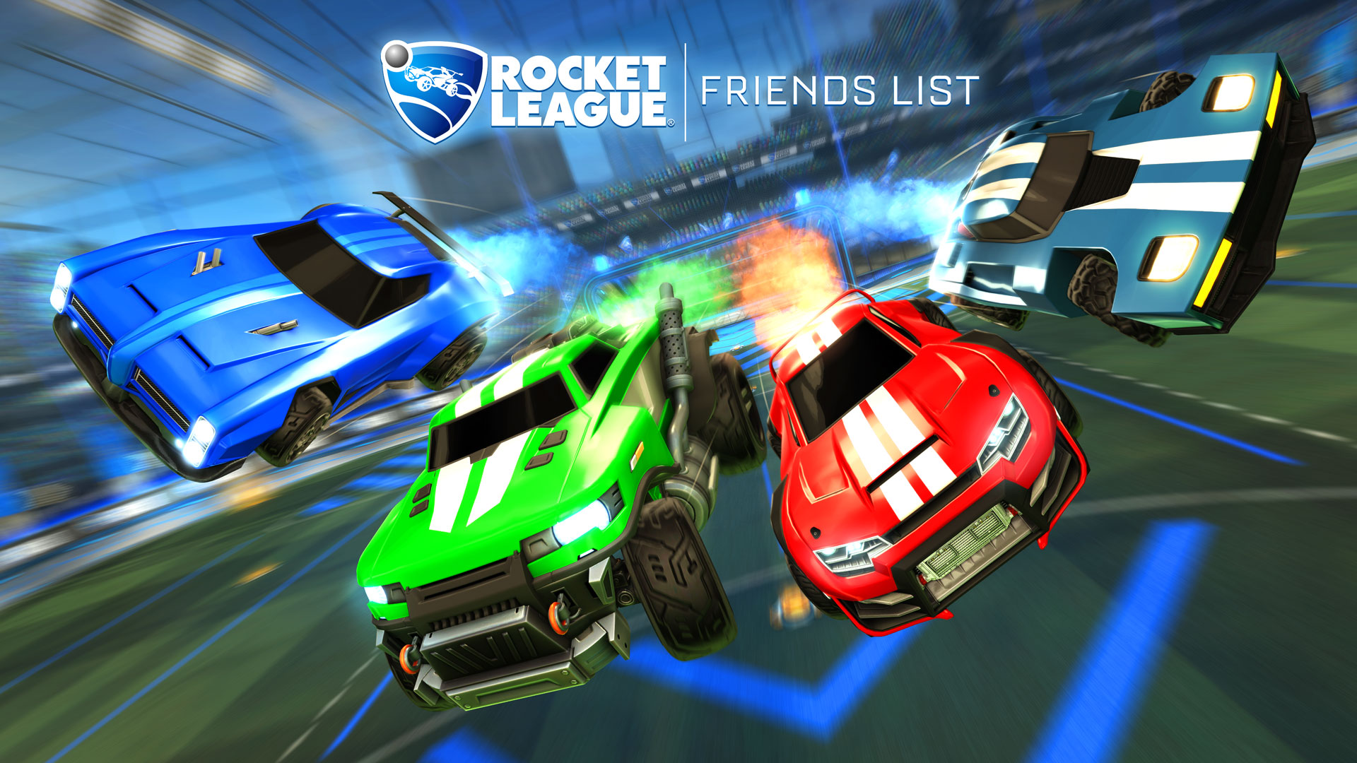 Foto de Rocket League: Party cross-plataforma chega dia 19 deste mês