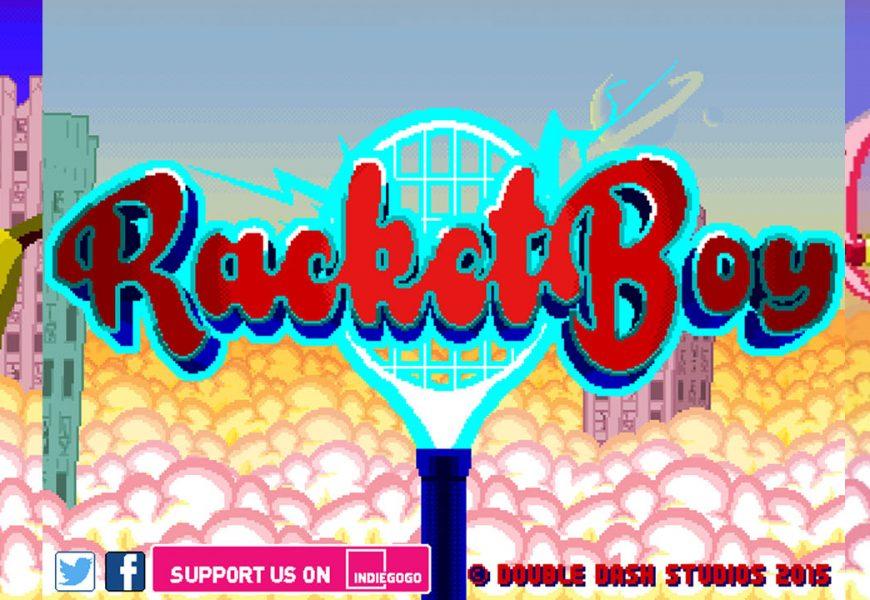 Games BR em 2019 #7: RacketBoy