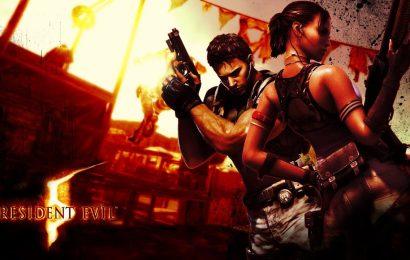 Resident Evil 5 continua sendo o mais vendido da franquia