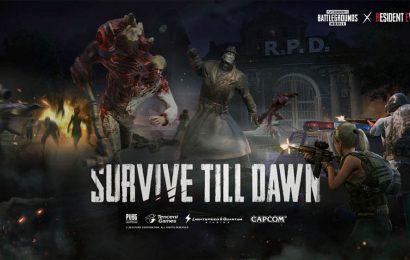 PUBG Mobile e Resident Evil 2 lançam modo Zombie: Survive Till Dawn