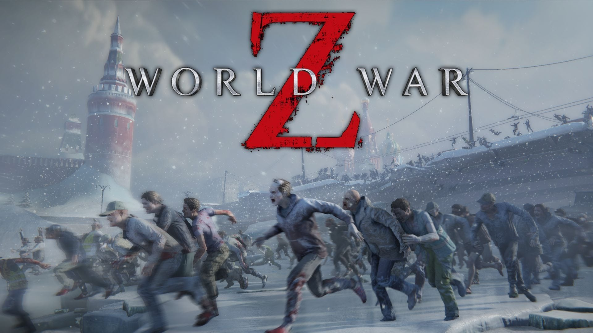 Foto de World War Z recebe novo trailer de gameplay