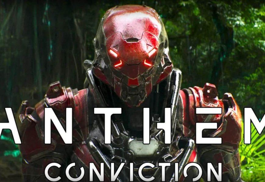 Anthem ganhará curta metragem chamado de Conviction, feito por Neill Blomkamp
