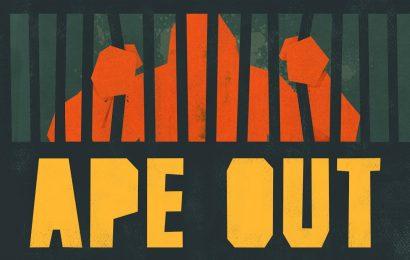 Ape Out será lançado no fim de Fevereiro para Switch e PC