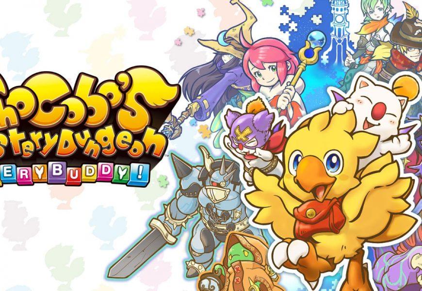 Chocobo's Mystery Dungeon: Every Buddy! chega em março para Switch