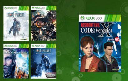 Xbox One recebe novos jogos em sua retrocompatibilidade